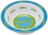 Lässig Dish Bow Melamin Schüssel aus 100% Melamin BPA-frei und rutschfest, Crocodile, granny