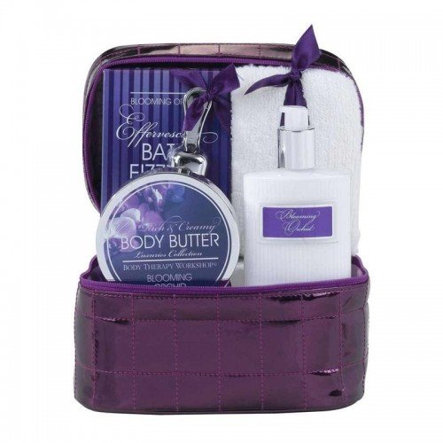 Body Therapy Workshop - Coffret de Bain Luxuries Collection Jasmin du Soir - Argent
