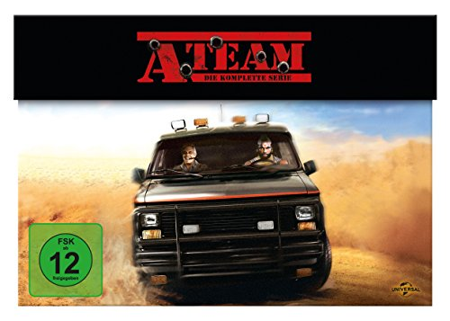 A-Team - Die komplette Serie 27 Discs) - 2008 Internationale Serie