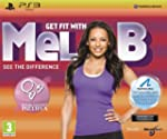 Get Fit with Mel B   PS3 Bundle