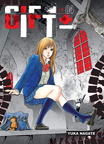 Gift +- - tome 4 (04) par Yuka Nagate
