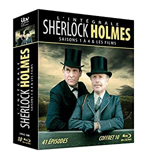 Sherlock Holmes - L'intégrale [Blu-ray] (B00D82H7MQ) | Amazon price tracker / tracking, Amazon price history charts, Amazon price watches, Amazon price drop alerts
