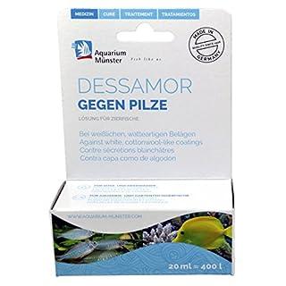 Aquarium Münster dessamor 20ml = 400L für Aquarien