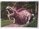 AK. Furth i.Wald. Drachenfigur aus dem Volksschauspiel