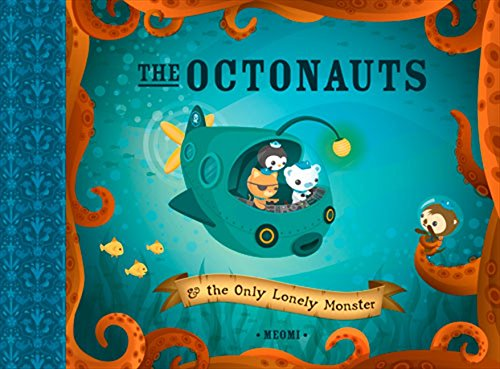 The Octonauts and the Only Lonely Monster por Meomi