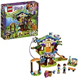 Lego Friends Mia's Tree House Building Block for Girls 6 to 12 Years (378 pcs) 41335 (Multicolor)