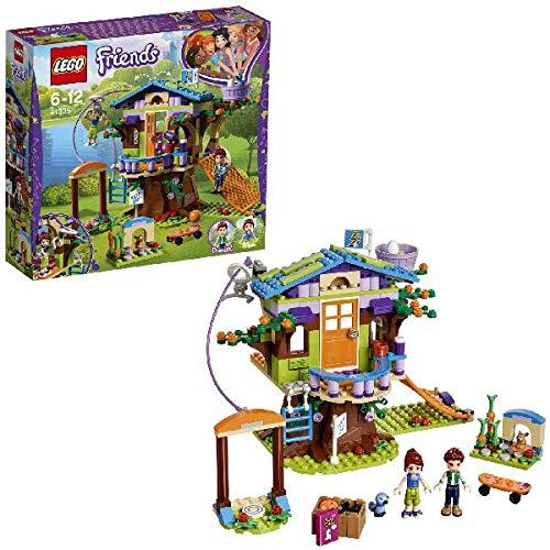 LEGO Friends 41335 - Mias Baumhaus, Konstruktionsspielzeug (Lego Hotel)
