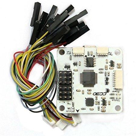 LHI FPV Mini Robocat Karbon 270 4-AchseQuadrokopter Rennkopter rennen Kit ARF+ CC3D Flugcontroller + MT2204 2300KV Motor + Simonk 12A ESC + 6030 CF Propeller Prop - 9