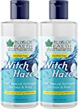 #6: Bliss of Earth™ Alcohol Free Witch Hazel Astringent | 2X100ML | 100% Pure & Natural Toner | Great For Face & Body |