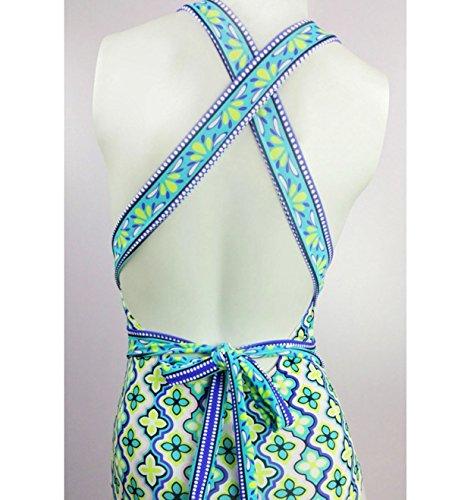 2017 Costume Da Bagno La Signora Del Bikini Green