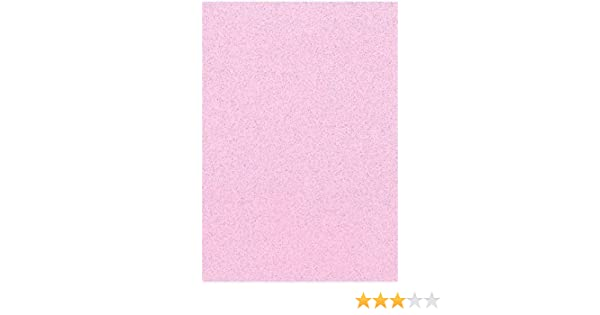 Pack Of 20 Sheets Lilac Purple A4 Stardust Glitter Paper Shimmer Craft 120gsm