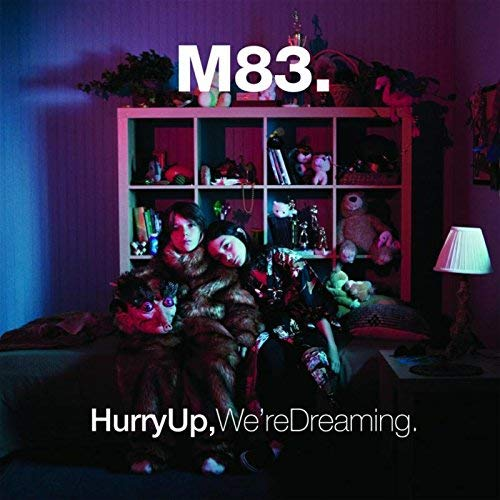 Hurry Up,We'Re Dreaming (2cd)