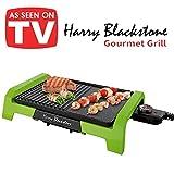 L'originale Harry Blackstone Gourmet Grill visto in tv! L'unica piastra elettrica con...
