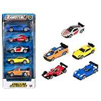Teamsterz Die-cast Street Machines 5 Pack | Kids Metal Toy Car Vehicles Great For Children Aged 3+