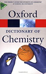 Oxford Dictionary of Chemistry (Oxford Quick Reference)