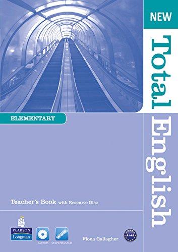 New total english. Elementary. Teacher's book. Per le Scuole superiori