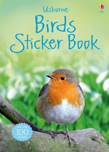 Birds (Usborne Spotters Sticker Guide) por Philip Clarke