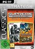 Supreme Commander (Gold Edition) - [PC]