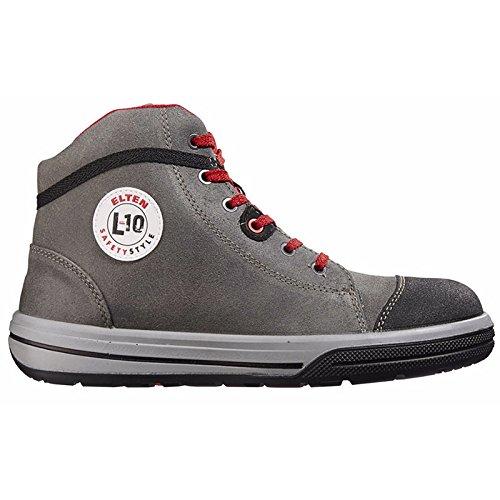 Elten 762071-38 Vintage Pirate Mid Chaussures de sécurité S3 Taille 38
