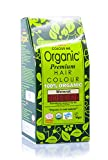 Radico Colour Me Organic Pflanzenhaarfarbe Weinrot (bio, vegan, Naturkosmetik) weinrot
