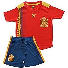 Réplica Oficial de la Primera Equipación de la Selección Española para el ...