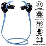 Die besten Apple-Kopfhörer für Runnings - Bluetooth In Ear Headset, TechCode Bluetooth 4.1 Mode Bewertungen
