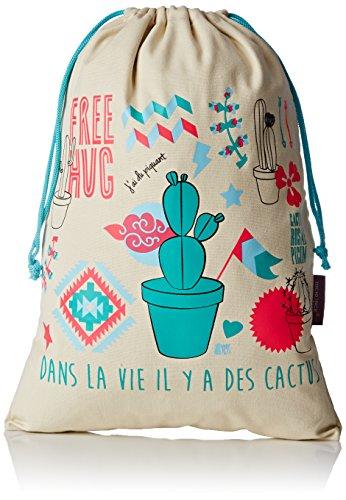 Incidence Paris Organizer per valigie, Beige (Beige) - 60032