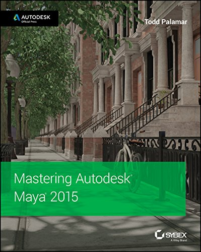 Mastering Autodesk Maya 2015: Autodesk Official Press por Todd Palamar