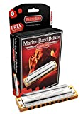 Hohner M200511X Harmonica Marine Band Deluxe - SiB