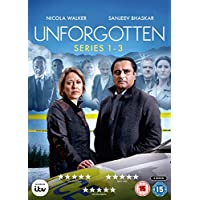 Unforgotten The Complete Series 1 - 3