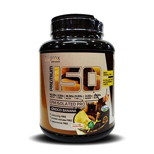 ISO Premium (Chocolat + Banana, 2kg)