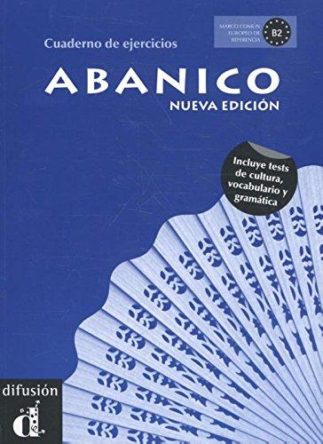 Abanico Nueva edición - Cuaderno de ejercicios (Ele - Texto Español)