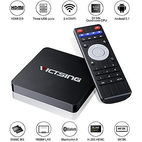 [4K x 2K + S905] VicTsing TV
