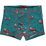 Maxomorra Boy Boxer Shorts Crab 98/104