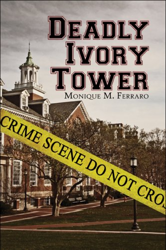 Deadly Ivory Tower Cover Image