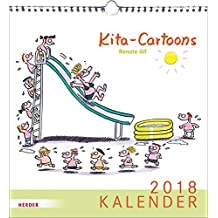 Kita Cartoons: Kalender 2018