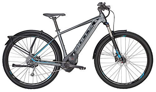 Bulls Herren E-Mountainbike Hardtail 29 Zoll Twenty9 Evo Street (2018) - Akku 500Wh, Shimano Schaltung, Suntour Federgabel