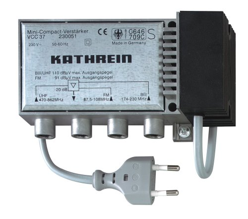 Kathrein VCC 37 Verstärker (7dB)