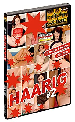 Haarig 2 - Deutscher Ton. HC-DVD, ca. 240 Minuten. Label: BB-Video