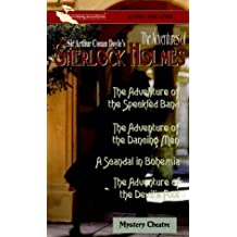 The Adventures of Sherlock Holmes (National Public Radio Series) by Sir Arthur Conan Doyle (1998-11-02)
