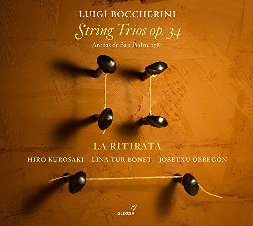 Boccherini: Streichtrios Op. 34