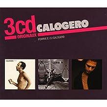 Pomme C / 3 / Calogero (Coffret 3 CD)