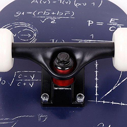 Zoom IMG-2 skateboard funtomia con cuscinetti a
