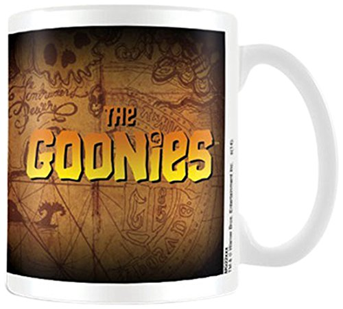 The Goonies (Logo and Mao) Official Boxed Ceramic Mug
