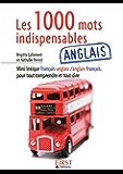 Petit livre de - 1000 mots indispensables en anglais