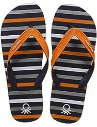 5a6990b7acb3d Amazon.in  Orange - Flip-Flops   Slippers   Men s Shoes  Shoes ...