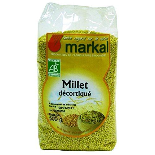 Markal - Millet décortiqué - 500g