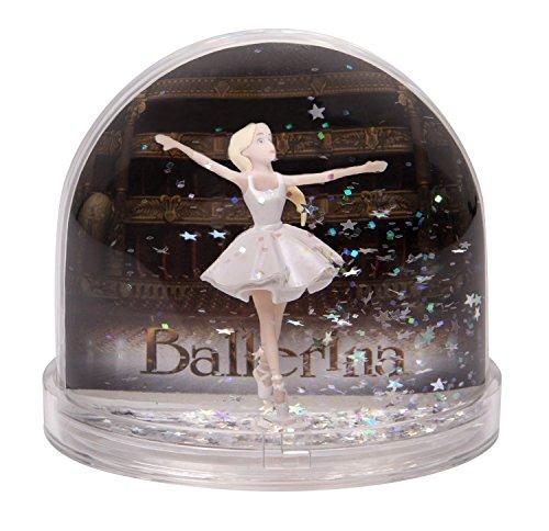 Bailarina–Bola de nieve puerta Photo