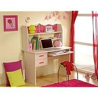 Parisot Schreibtisch Kinderzimmer Lolita preisvergleich bei kinderzimmerdekopreise.eu