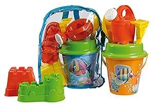 Androni Giocattoli - Set de juguetes de playa Importado de Francia , Modelos/colores Surtidos, 1 Unidad